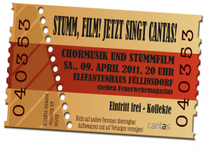2011 Cantas Plakat Billet